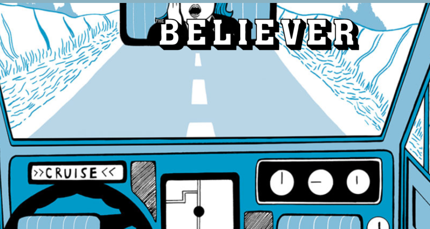 THE SELF-MOVING IMAGE – Driverless Cars and the Future of the Road Movie – A Cyberpunk Tinged Article from The BelieverMagazine