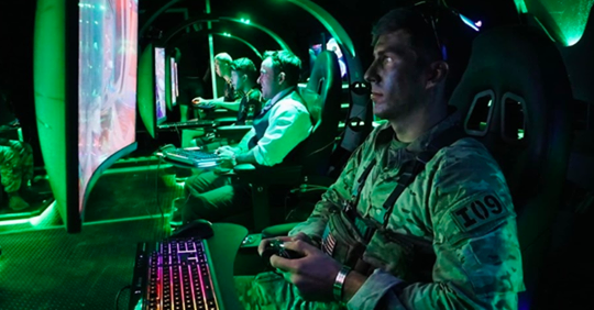 """Gamerz Own Military Industrial Complex after Users on Recruitment Twitch for Official Army Esports Team Ask """"What's Your Favorite Warcrime,Bro?"""""""