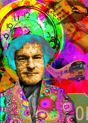 Timothy Leary: A Biography – by Robert Greenfield – A Review – The High Priest of L.S.D. – The Guru of The Sixties CounterCulture – The Shaman Of Cyberpunk ConnectionChaos-Magick