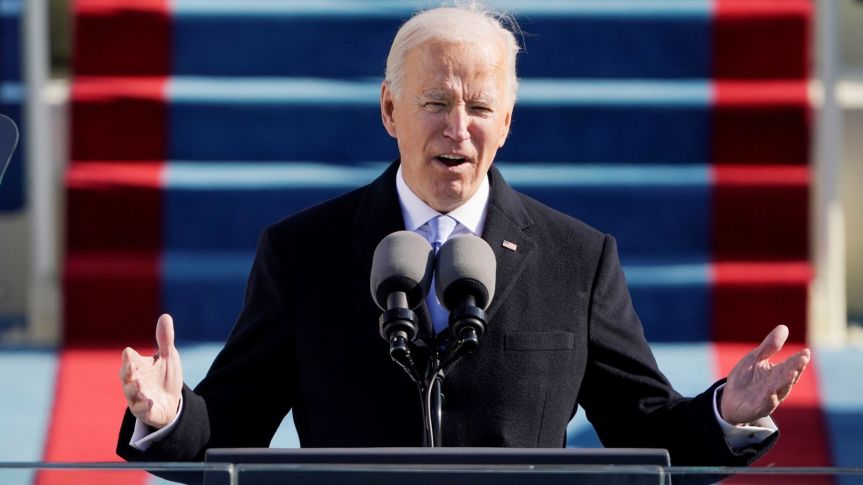 Credit Where Credit Is Due, Today is The Day Joe Biden 'Officially' BecamePresident
