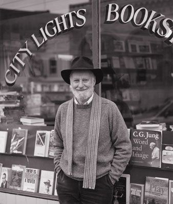 R.I.P. to Lawrence Ferlinghetti – Poet and Publisher Who Took a Chance On the Beat Generation