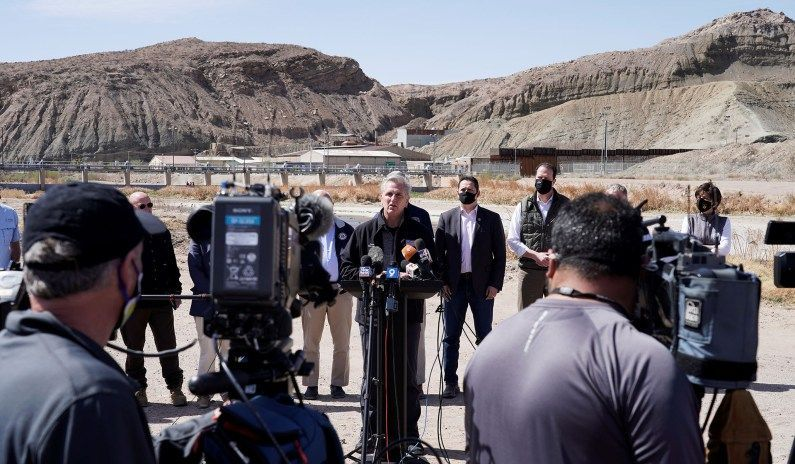 Republicans are Storming the Border to Highlight Issue that Resonates with Trump Base, Propose Some Kind of 'Solution', Perhaps, a FinalSolution?