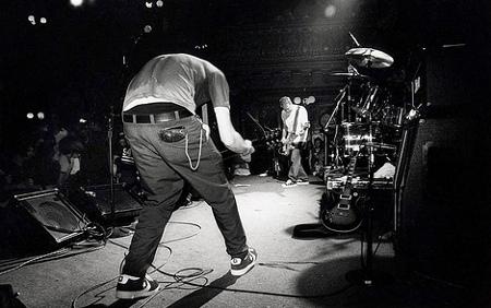 punk band live