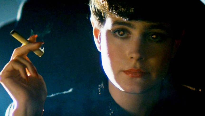 Sean Young On Late Night: The Tyrell Corporation Has Outdone Itself, Wow