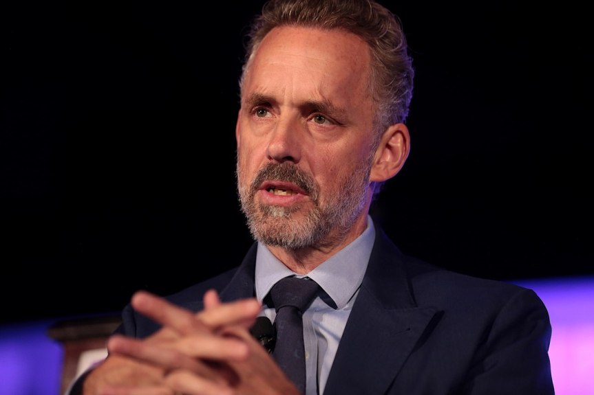 Questions for Jordan Peterson: Who grants 'authority'? When is it granted? How does it self-differentiate frompower?