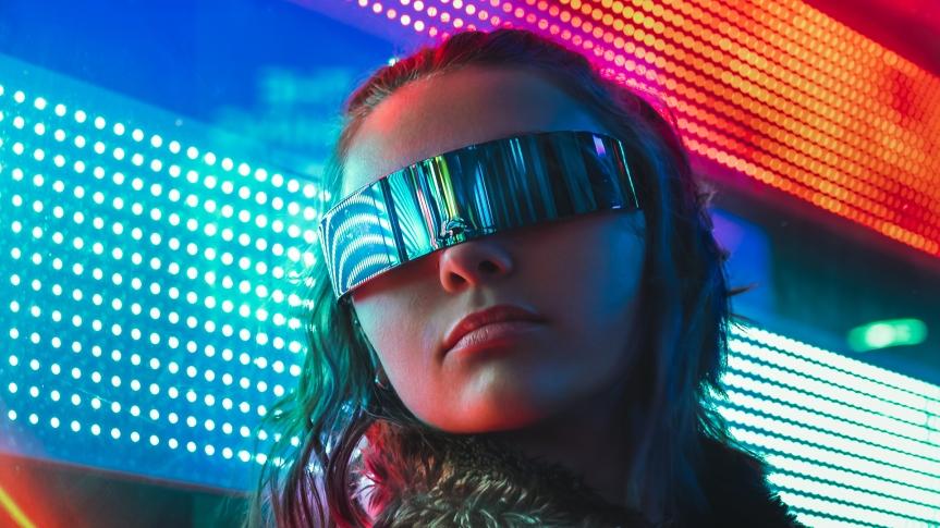 Cyberpunk Movie Montage – Bad Religion – 21st Century Digital Boy (Sygnal DubstepRemix)