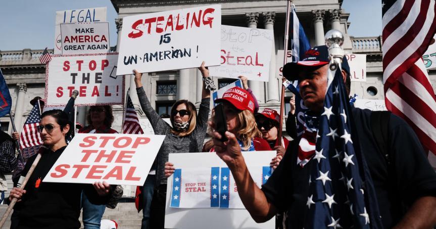 Trump's Delegitimization of Democracy Isn't Wearing Off – fromIntelligencer