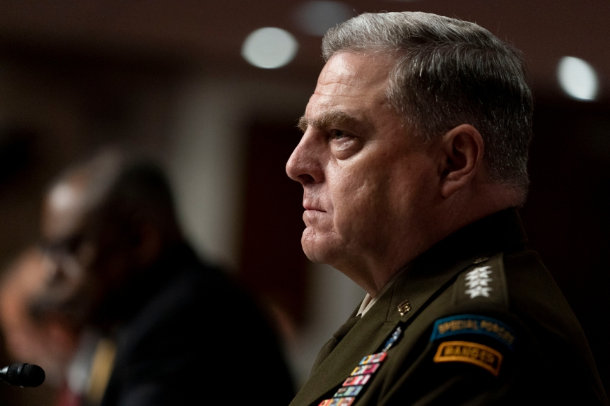 Watch: Gen. Mark Milley Delivers Powerful Defense of Studying Critical Race Theory – From RollingStone