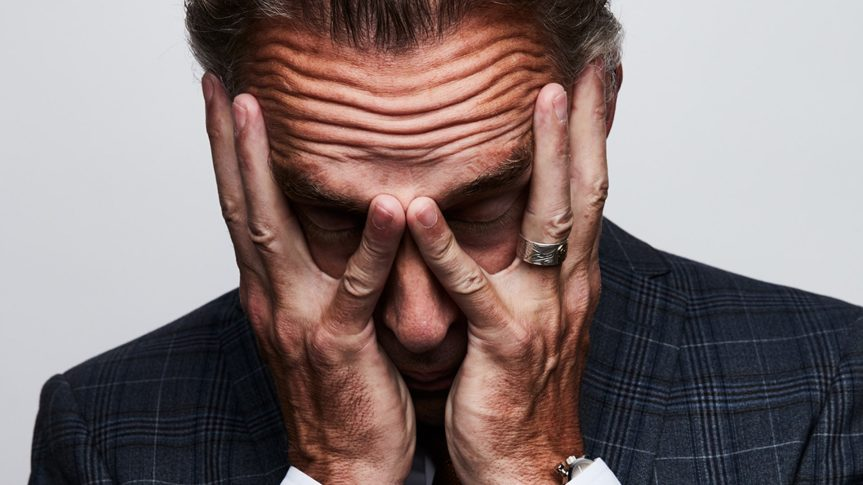 I Hope Jordan Peterson Gets the Help He Needs, Even Though he is Aggressive and Anti-Social and Has Struggled with Addiction and Anti-Woman Agendas, I Personally Believe in Compassion for the LessFortunate