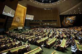 U.N. Assembly Issues Negative Impact Report Stating White Males Still Have a Long Way to Go To Dig Themselves Out With Women and the Species After Being Instrumental in Giving Power to a Man Who On Camera Boasted of Being a Sexual Predator – The Efforts So Far Have Been Meager and Have Not Acknowledged the Clear State of Emergency Facing White MalesCredibility