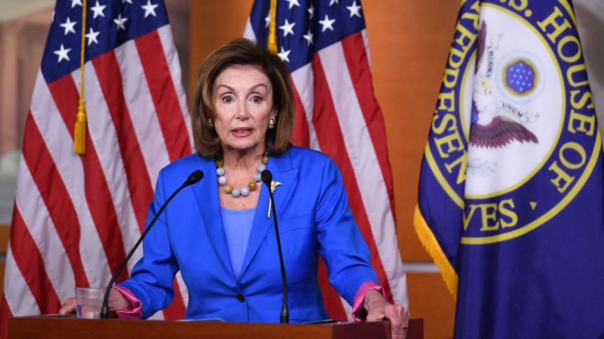 Will Master Corporate Dem-Legislative Mind Pelosi Take a Hint from Clinton and Go Path of Cutting 3.5Tril Bill In Order to Prop Up Trump in Next Election, So Dems Have A Good Enemy toVillainize?